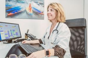 angiologue médecin Clinique Via domitia